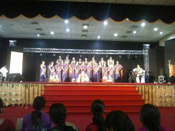 MYC's performance for Spicmacay on 13th June, 2014