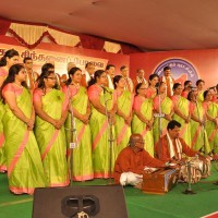 MYC performing at Erode