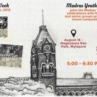 Madrasweek poster