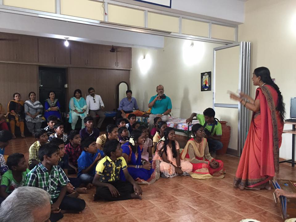 prathyasha-children-training