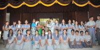 1st Prize - GK Shetty Vivekananda Vidyalaya. Ambattur